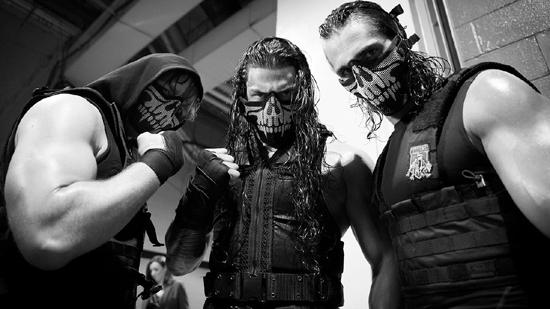 Resultado de imagem para The Shield wwe 2014 mask